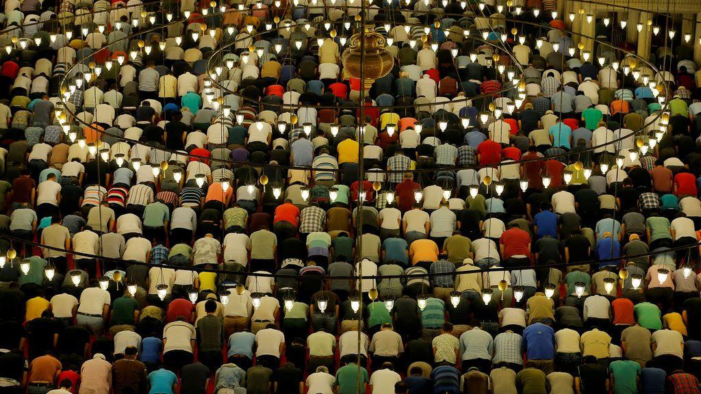 Oraciones nocturnas por el Ramadán