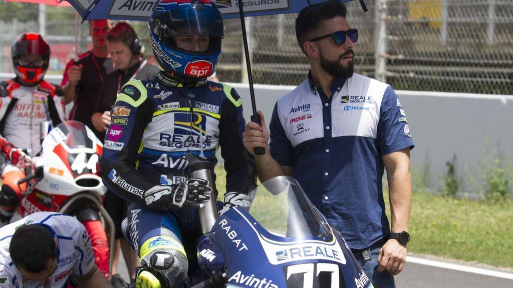 El mundo del motor llora la muerte de Andreas Pérez, piloto español de 14 años que sufrió un accidente en Montmeló