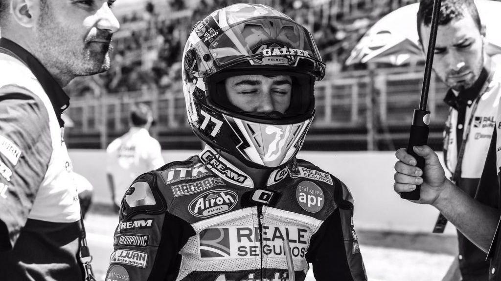 Andreas Pérez, el tercer piloto que pierde la vida en Montmeló en apenas 24 meses