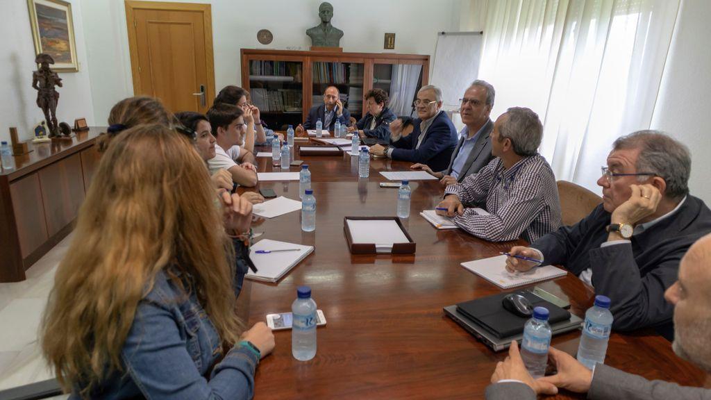 Dos dimisiones en la universidad de Extremadura por la filtración del examen de acceso universitario