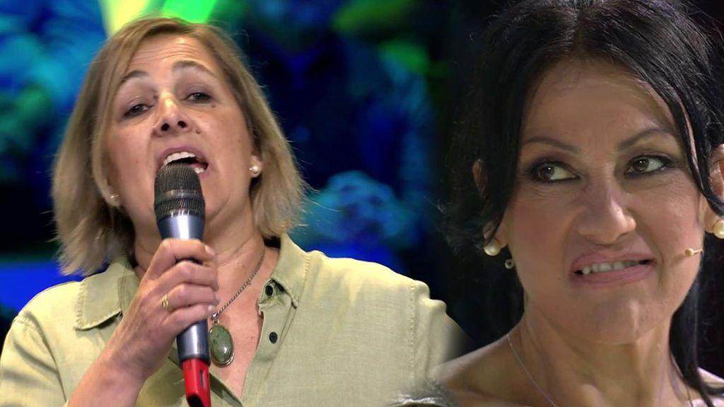 "La madre de Hugo sale en defensa de Albalá frente a Maite Galdeano: ""Bastante bien se ha portado"""