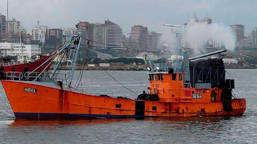 Se intensifica la búsqueda del buque 'Rigel', desaparecido en Mar de Plata