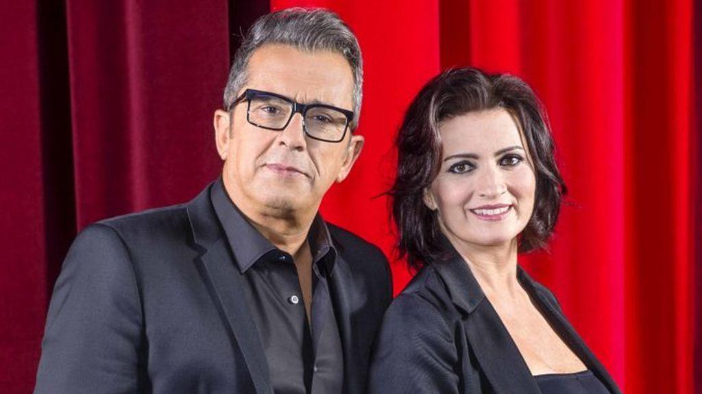 Andreu Buenafuente y Silvia Abril, presentadores de los Goya 2019.
