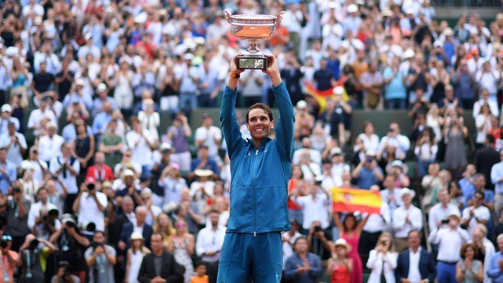 """La broma viral sobre Rafa Nadal y Roland Garros: En 2048, a sus 62 años, ganando su 40º título..."""""""