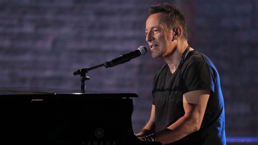 Bruce Springsteen en los 72° Premios Tony anuales