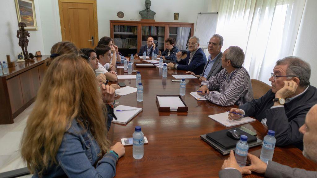 Primeras dimisiones en la universidad de Extremadura por la filtración del examen de acceso universitario