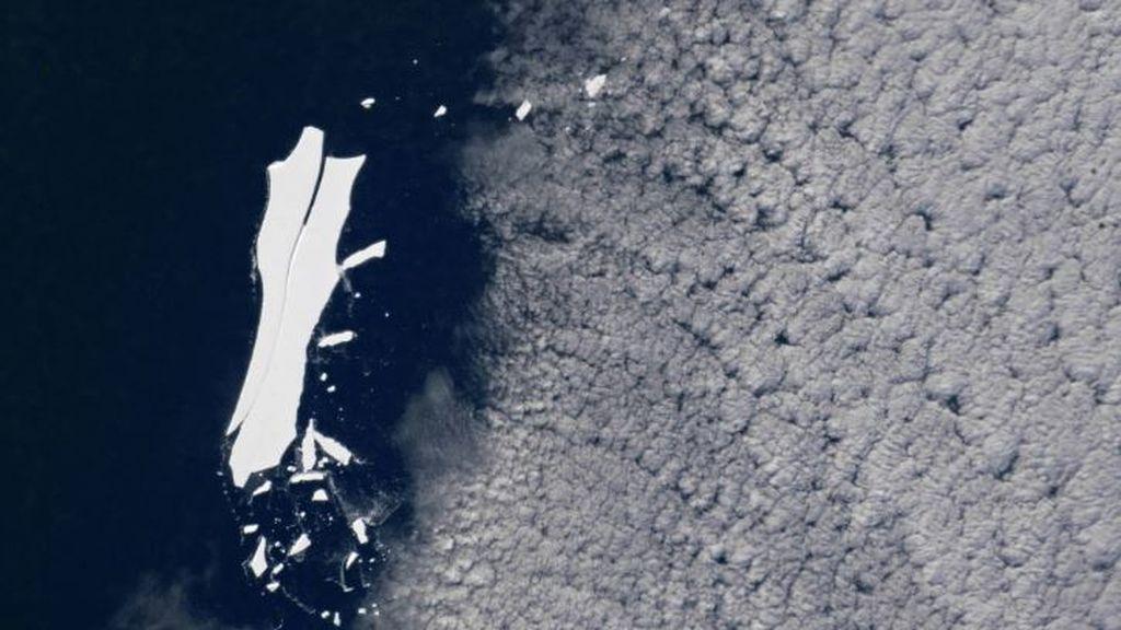 Tras 18 años, el iceberg más grande de la Antártida, va a desaparecer