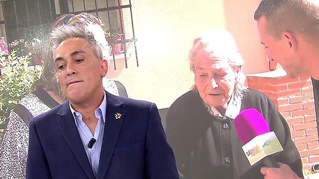 """Conmovido, Kiko Hernández se disculpa con la madre del Maestro Joao: """"Si le he hecho sufrir, le pido de rodillas mil perdones"""""""