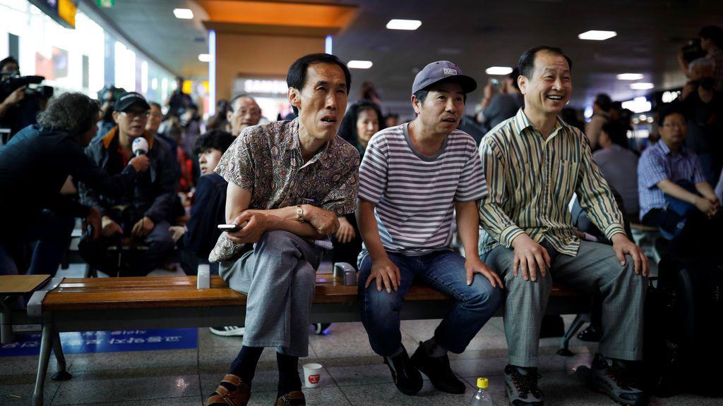 Coreanos pendientes de la cumbre entre Donald Trump y Kim Jong-un
