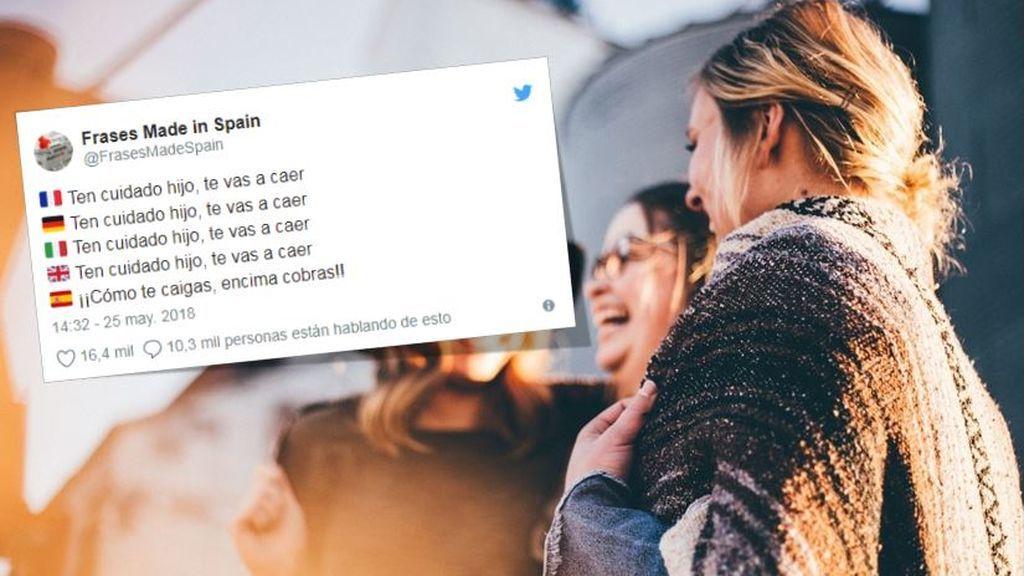 Frases 'made in Spain': la cuenta de Twitter que arrasa en las redes