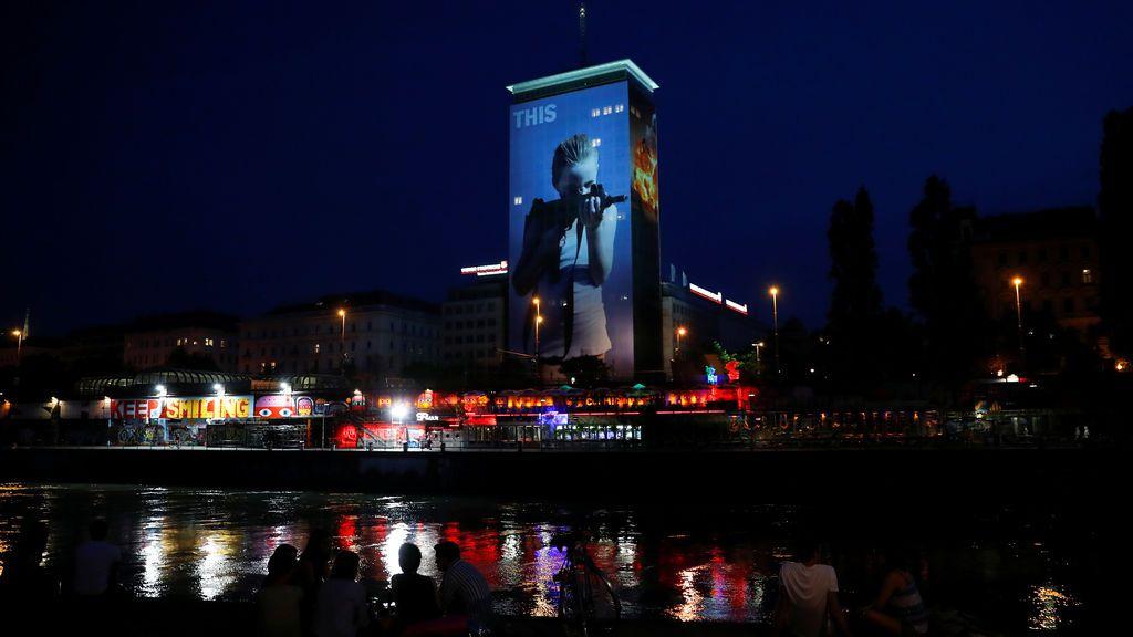 Cotidiana noche en Viena