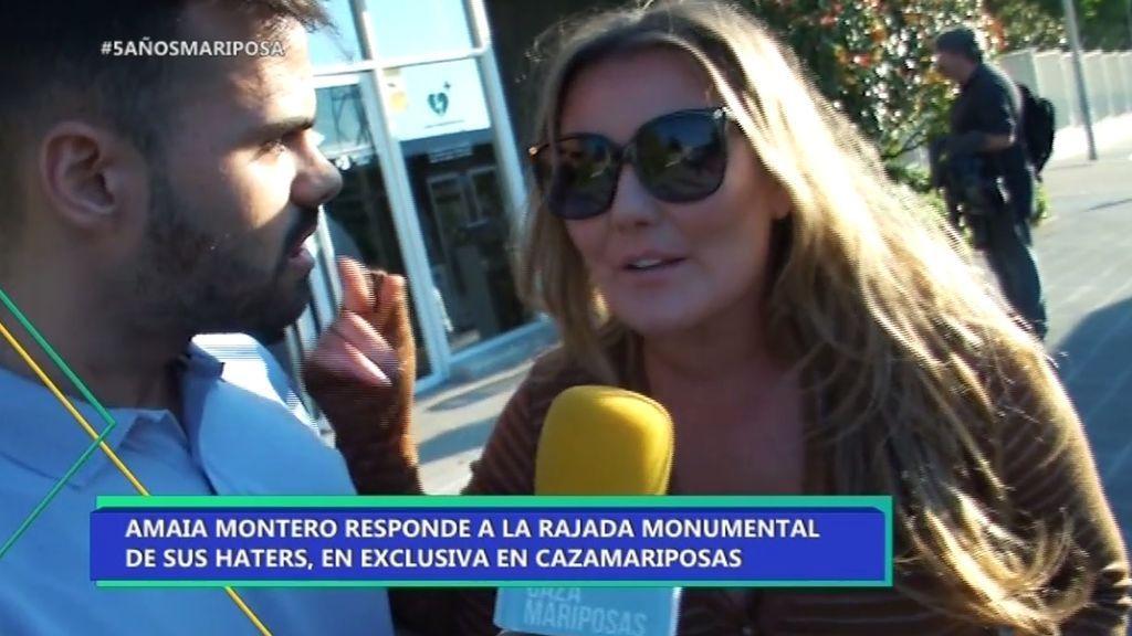 Amaia Montero habla en exclusiva para 'Cazamariposas' sobre el polémico concierto en Cantabria