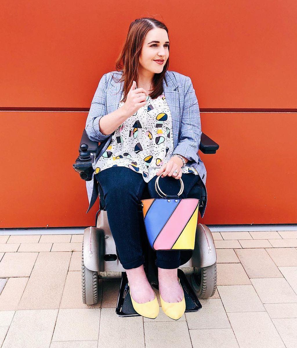 """Las personas con discapacidad """"deberían estar representadas en el mundo de la moda"""""""