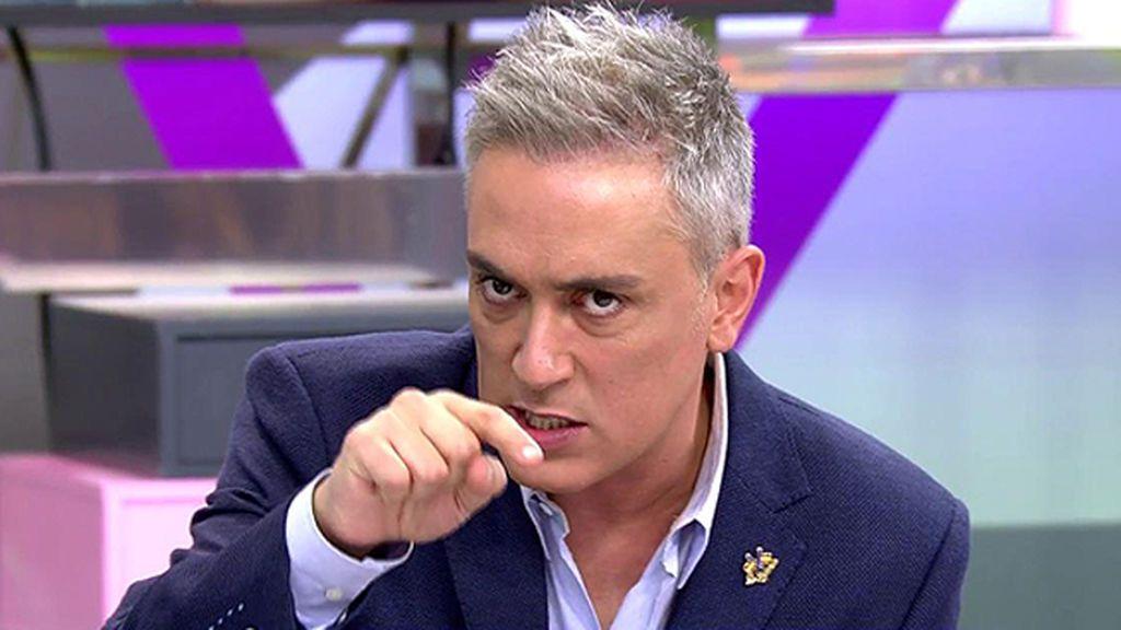 """Kiko Hernández, contra Mónica Hoyos: """"Sinvergüenza es quien hace lo que tú hiciste conmigo"""""""