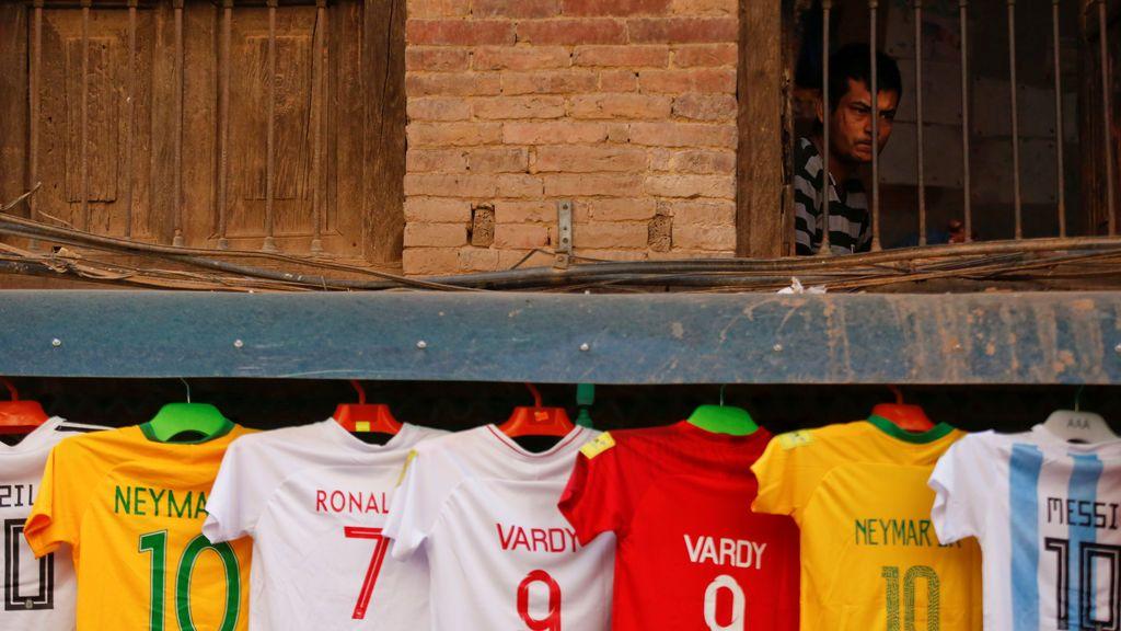 El mundial en Nepal