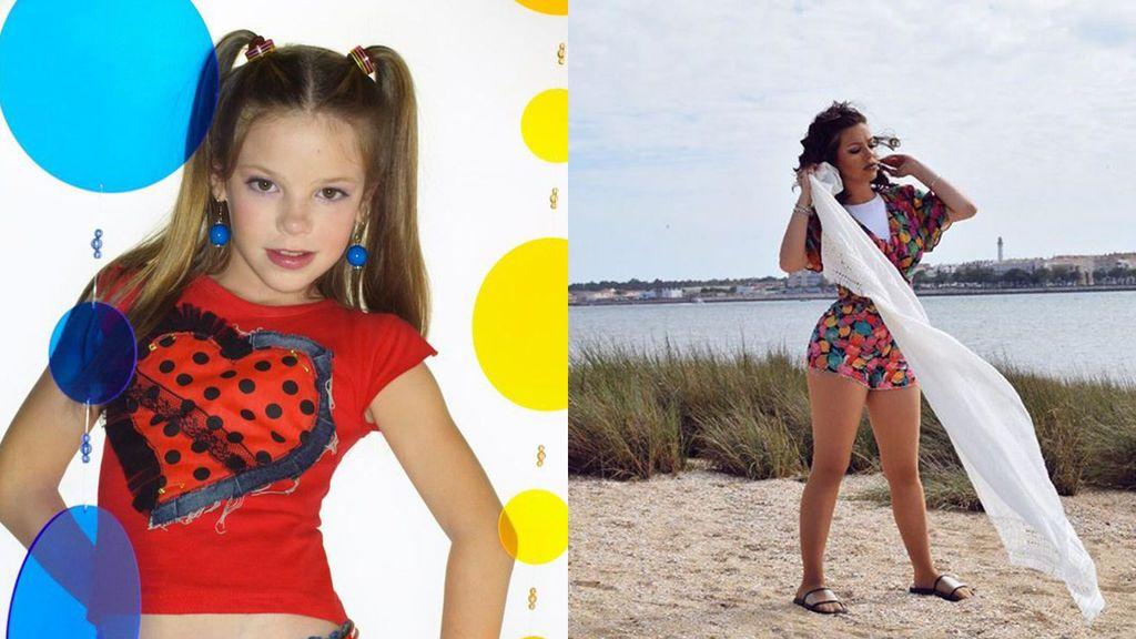 La cantante María Isabel, muy cambiada en sus últimas fotos