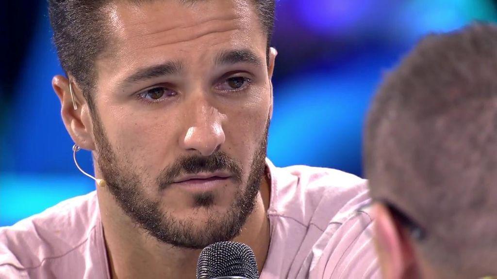 """Hugo: """"A Sofía le deseo lo mejor, pero es mi pasado y yo solo pienso en mi futuro"""""""