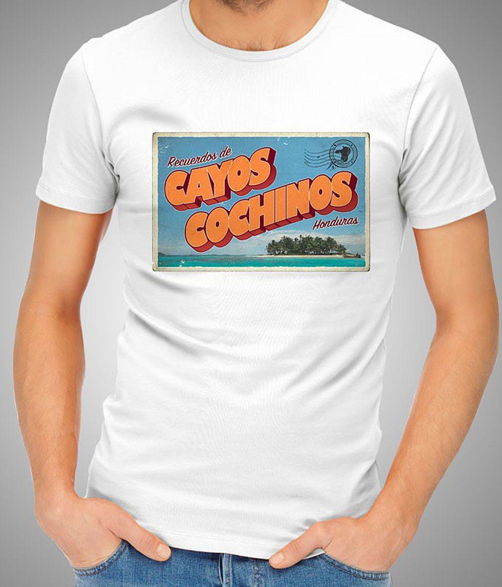 Camiseta CayosCochinos