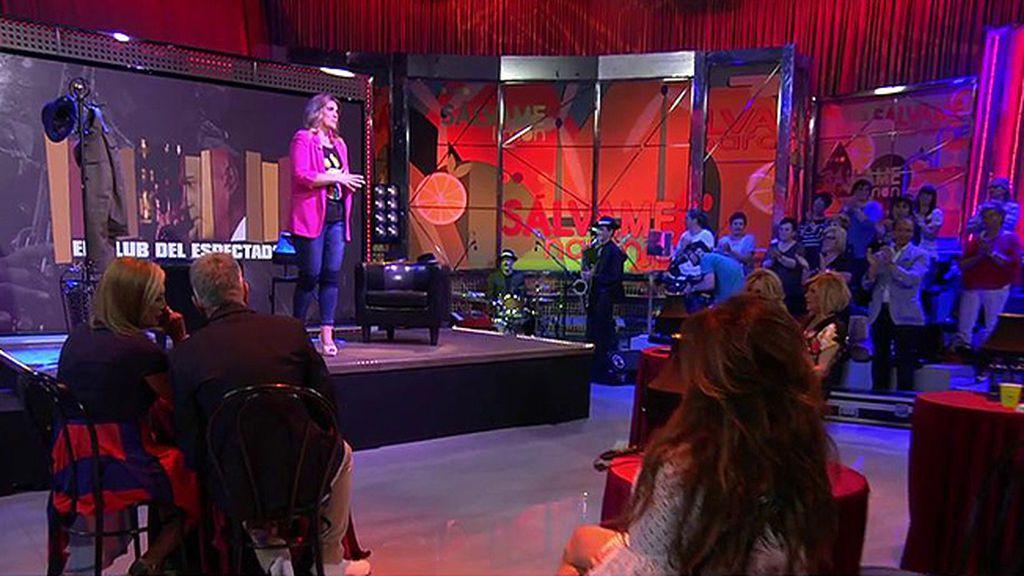 Música en directo y ambiente íntimo: 'Sálvame' abre 'El club del espectador'