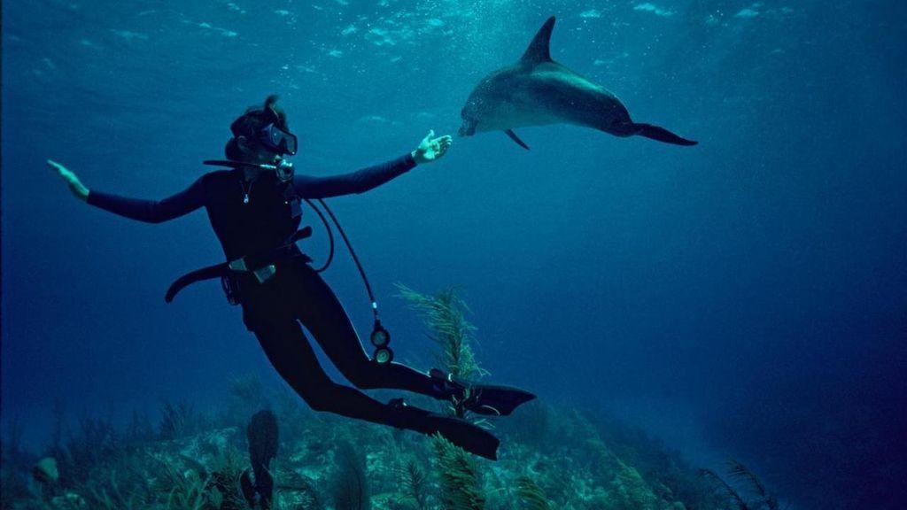 La oceanógrafa Sylvia A. Earle , Premio Princesa de Asturias de la Concordia