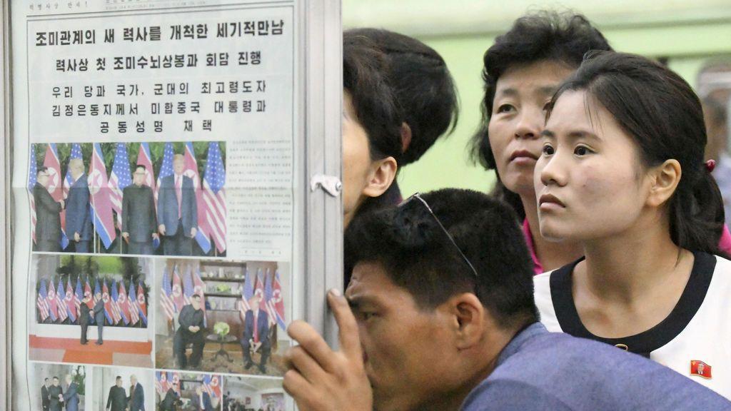 Expectación ante la cumbre entre Kim Jong-un y Donald Trump