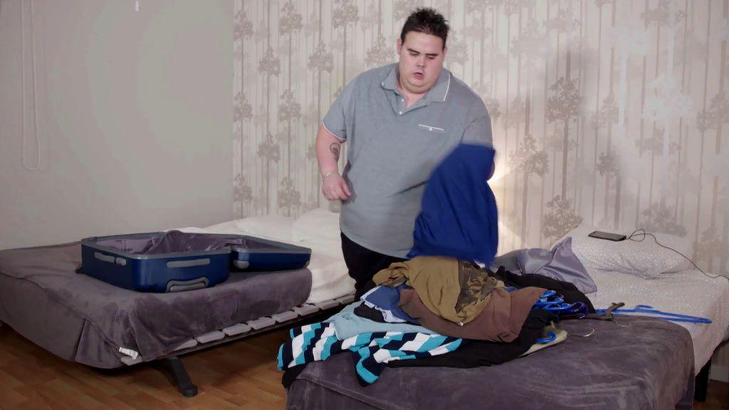En exclusiva: así hizo el Niño Bermejo las maletas y se despidió de sus compañeros
