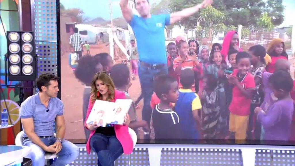 """Carlota Corredera: """"Los padres eritreos renuncian a sus hijos para salvarles"""""""