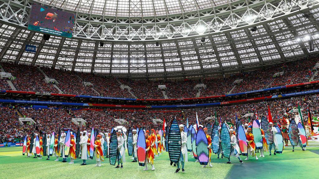 Apertura del Mundial de Rusia 2018