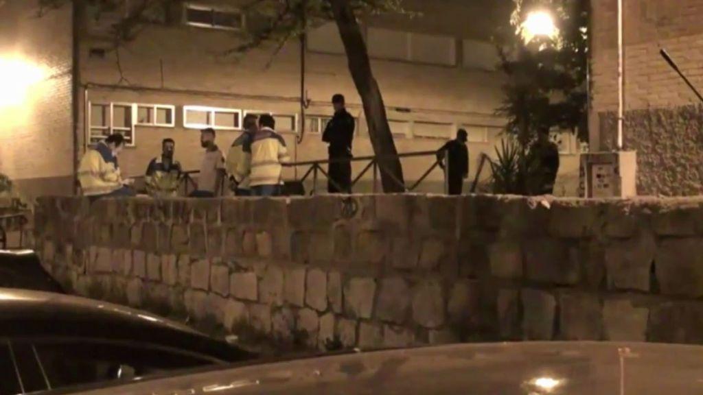 Violación policías de Estepona
