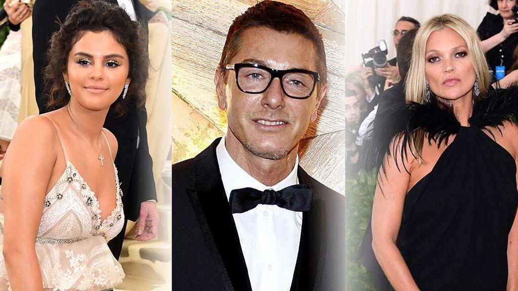Stefano Gabbana deslenguado: critica a Selena Gomez y Kate Moss en Instagram