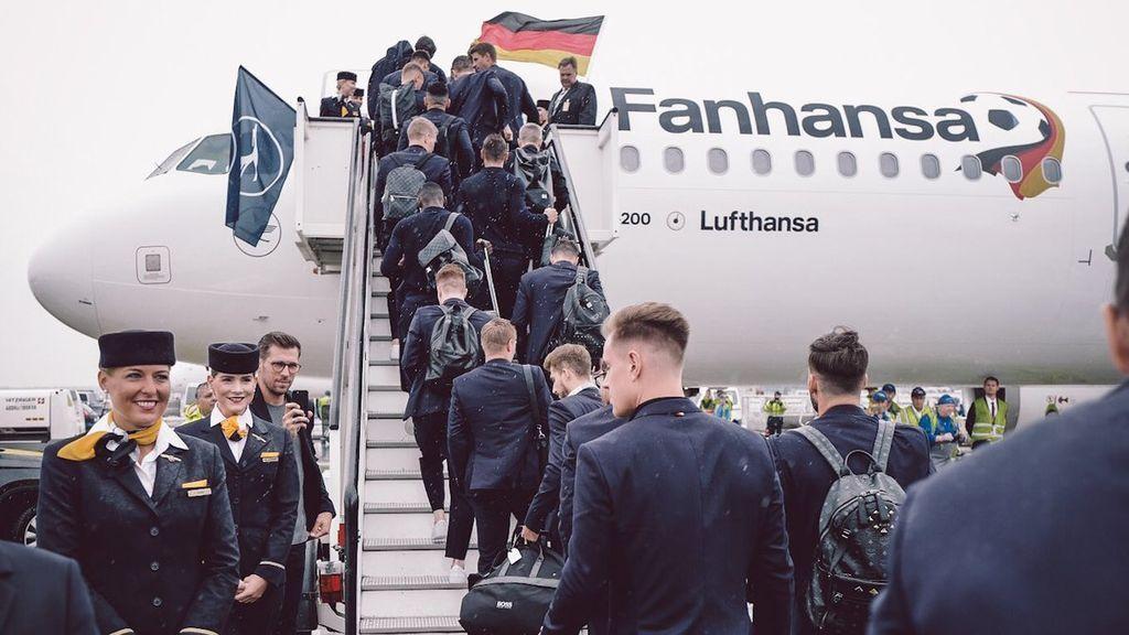 ¿Broma o realidad? Alemania se lleva al Mundial 18 mil litros de cerveza, 300 kilos de patatas y casi una tonelada de salchichas