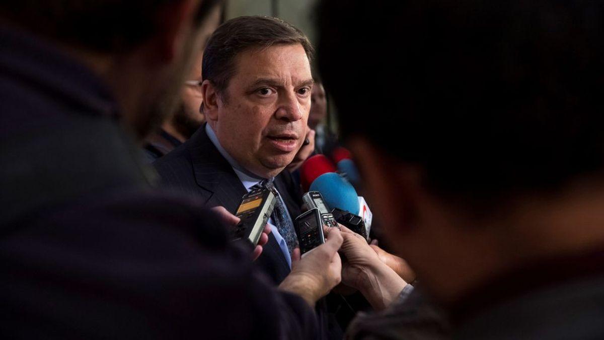 La Fiscalía no acusará al ministro Luis Plana por captaciones ilegales en Doñana