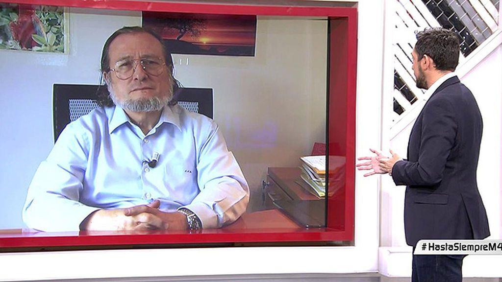 """Santiago Niño Becerra: """"Creo que la reforma laboral no sería derogada ni con mayoría absoluta"""""""