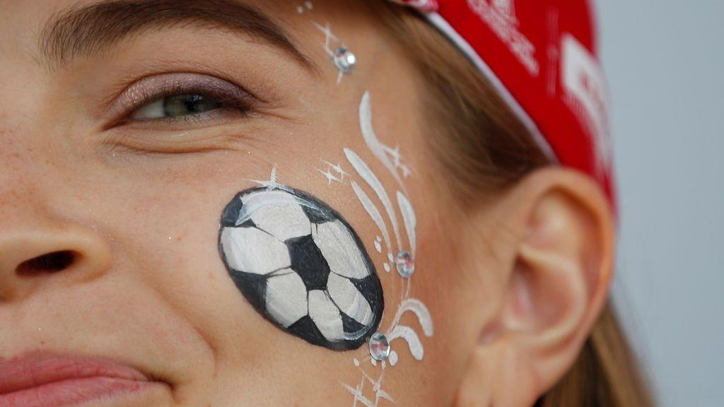 Locura por el Mundial de Fútbol en Rusia