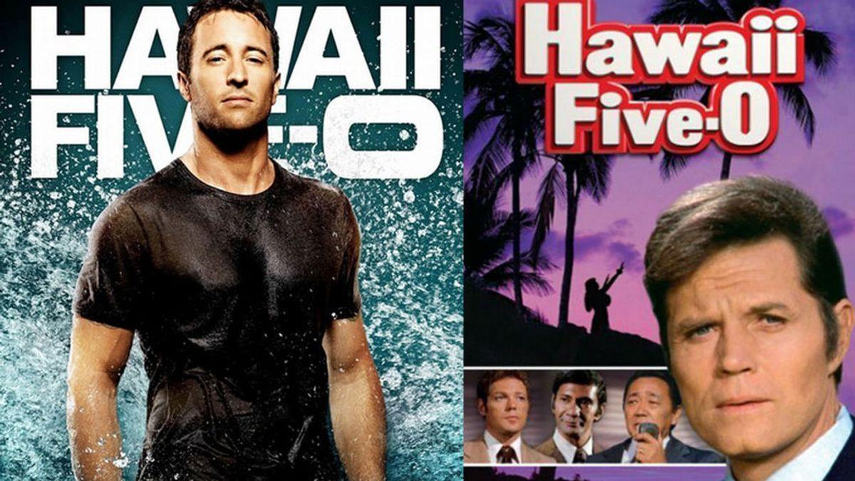 Jack Lord el original Steve McGarrett de Hawaii 5.0