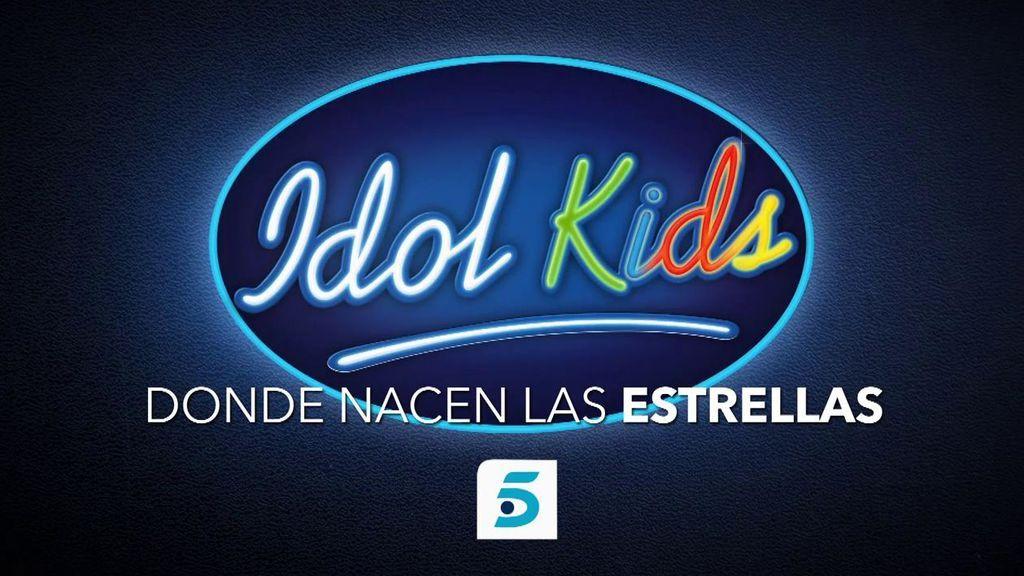 'Idol Kids', el programa donde nacen las estrellas, próximamente en Telecinco