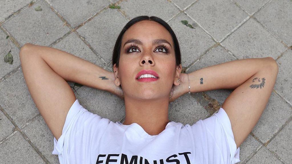 """Cristina Pedroche enseña su rostro sin maquillar: """"Sin filtro, ni nada, mi realidad"""""""