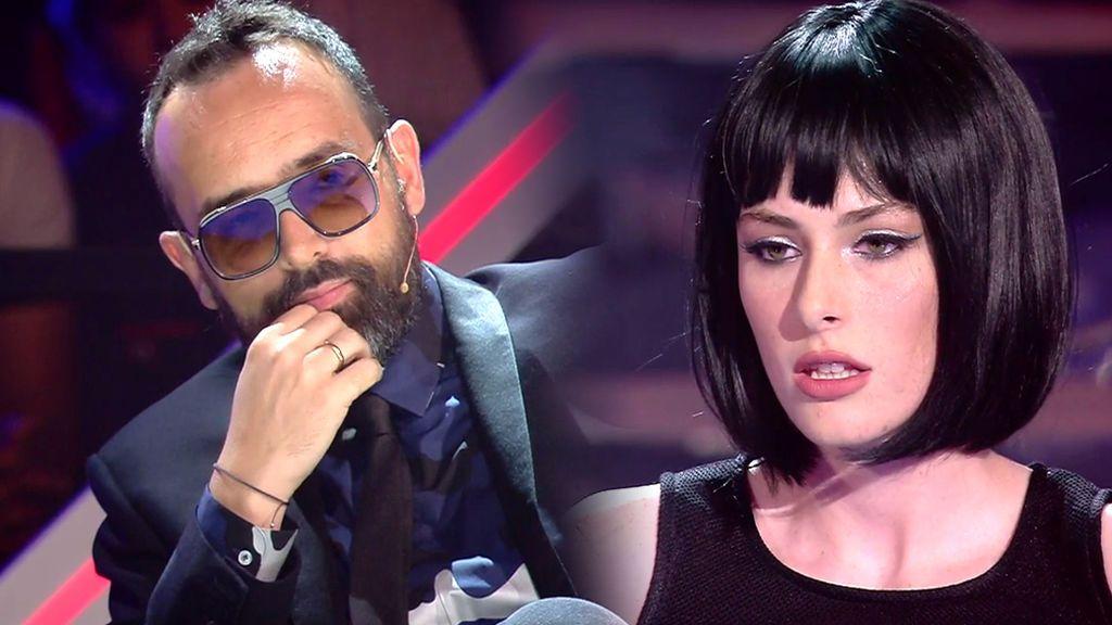 """Poupie canta Dark Horse con su nuevo look y decepciona a Risto: """"Tu actuación no merece que sigas en Factor X"""""""