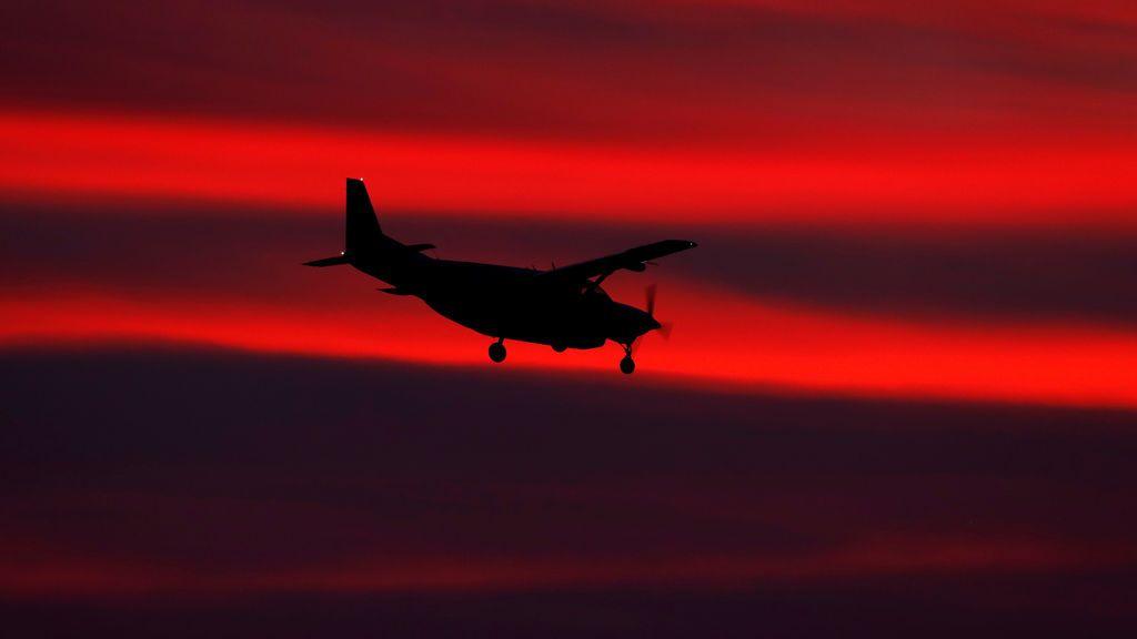Encuentran en el mar la avioneta desaparecida el pasado martes en Mallorca