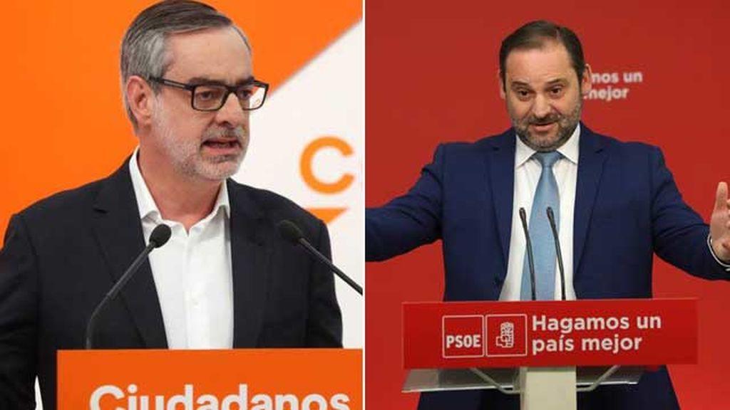 El PP cita a Ábalos y Villegas en la comisión de investigación sobre financiación del Senado