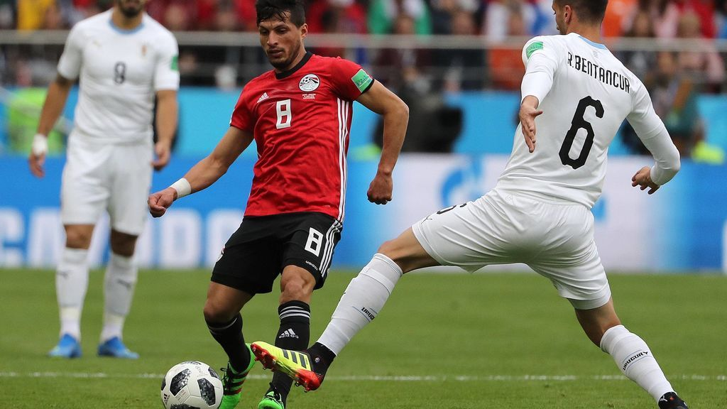 Egipto - Uruguay, segunda jornada, grupo A del Mundial de Rusia