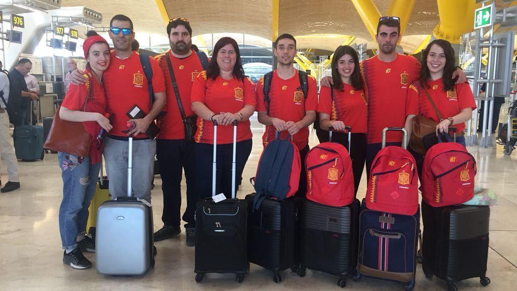 ¡Ya tenemos a los 8 ganadores que animarán a la Selección Española gracias a Cabreiroá!