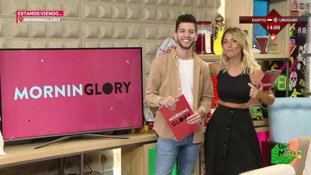 MorninGlory 1024 (15/06/2018): Funambulista en directo, ciencia y el bombazo de Steisy