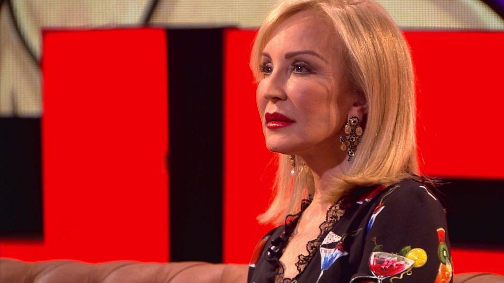"""Carmen Lomana desmiente todas sus leyendas urbanas: """"Nadie me ha regalado nunca nada"""""""