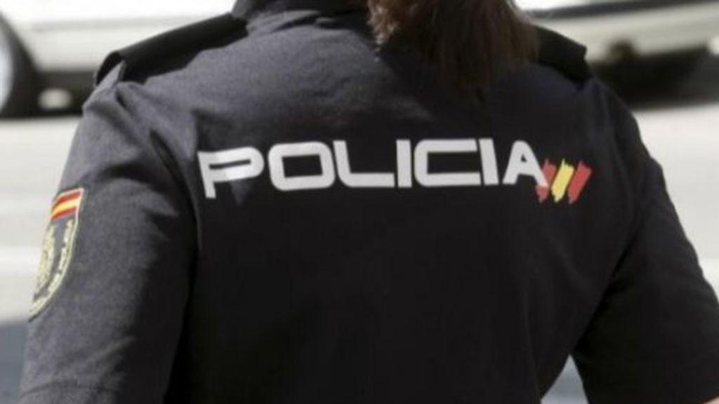 Detenido un menor en Málaga por robarle el bolso a una mujer y lesionarla