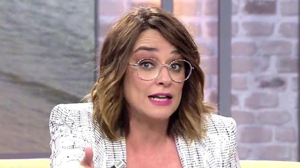 """El rapapolvo de Toñi contra María Jesús Ruiz: """"Como concursante me ha parecido un hacha, como mujer tiene mucho que aprender"""""""