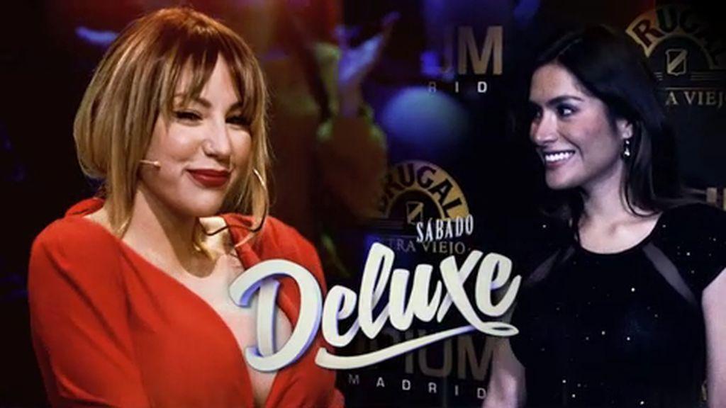 Steisy fue la confesora de Miriam Saavedra y viene a 'Deluxe' dispuesta a desenmascarar a Carlos Lozano