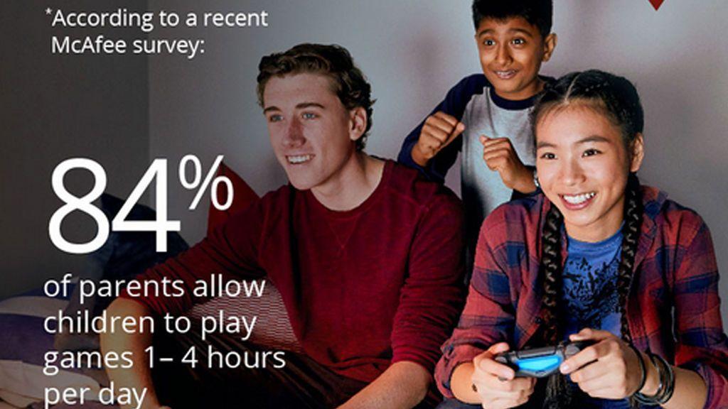 El 44% de los padres deja que sus hijos jueguen a videojuegos para los que no tienen edad suficiente