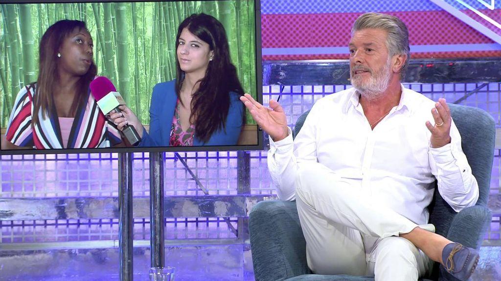"""Francisco aclara la polémica: """"La hija de Denia Apolinar no es mi hija, aunque lo diga la ley"""""""