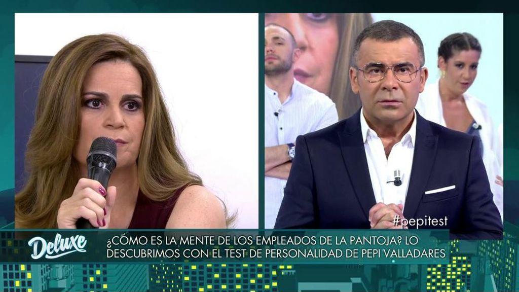 Un bombazo de Pepi Valladares deja destrozada a Dulce y a Jorge Javier sin palabras